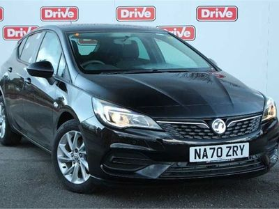used Vauxhall Astra 1.5 Turbo D 105 Business Edition Nav 5dr Hatchback