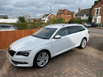 used Skoda Superb 2.0 TDI SE L Executive (s/s) 5dr