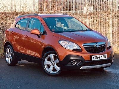 used Vauxhall Mokka 1.7 Cdti Exclusiv 5Dr