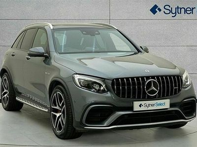 used Mercedes GLC63 AMG S 4Matic Premium 5dr 9G-Tronic 4.0