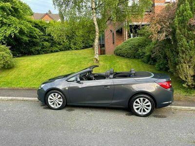 used Vauxhall Cascada 1.4T Elite (s/s) 2dr