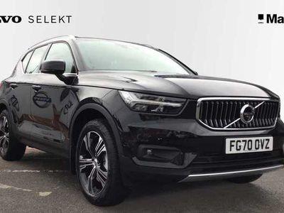 used Volvo XC40 1.5 T4 Recharge PHEV Inscription 5dr Auto Estate 2020