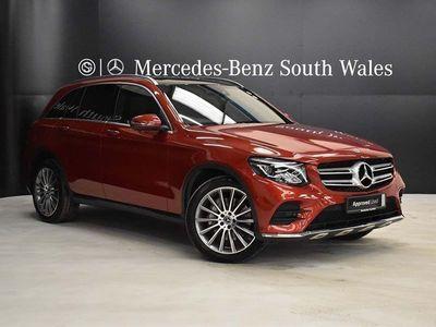 used Mercedes 220 GLC GLC4Matic AMG Line Premium 5dr 9G-Tronic