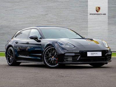 used Porsche Panamera GTS 5dr PDK sport turismo