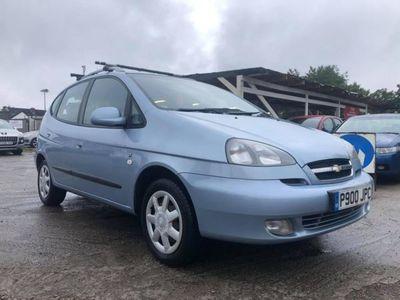 used Chevrolet Tacuma 1.6 SX 5dr