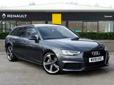 used Audi A4 2.0 TDI 190 Black Edition 5dr S Tronic Estate avant special editions