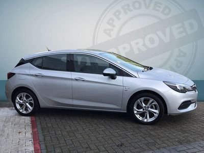 used Vauxhall Astra 1.2 Turbo 145 SRi 5dr