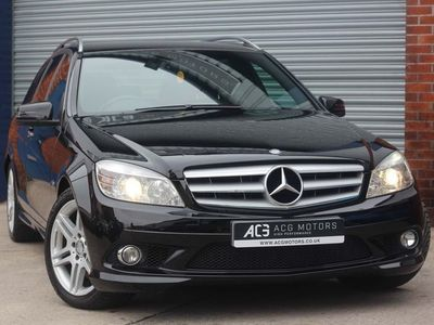 used Mercedes C350 C Class 3.0CDI BlueEFFICIENCY Sport Auto 5dr