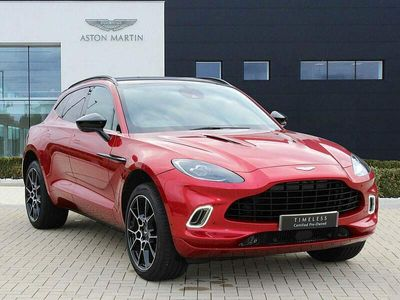 used Aston Martin DBX V8 550 5dr Touchtronic Auto 4.0