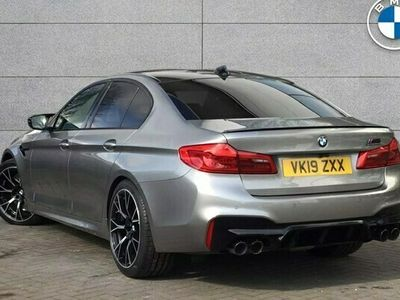 used BMW M5 Competition Saloon