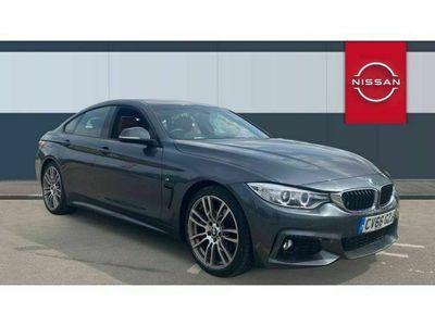 used BMW 420 4 Series d [190] M Sport 5dr Auto [Professional Media]