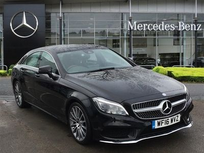 used Mercedes CLS220 AMG Line 4dr 7G-Tronic Auto
