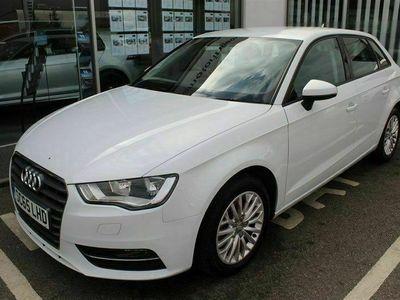 used Audi A3 TDI SE TECHNIK +SAT NAV+ 2.0 5dr