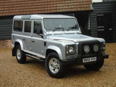 used Land Rover Defender 110 2.5 TD5 XS 5dr