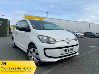 used VW up! Up TAKEOMG FULL VW SERVICE HISTORY IDEAL 1ST CAR. Excellent bui