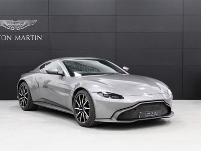 used Aston Martin Vantage 2DR ZF 8 SPEED AUTO Automatic
