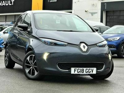 used Renault Zoe R90 41kWh Dynamique Nav Hatchback 5dr Electric Auto (Battery Lease) (92 bhp)