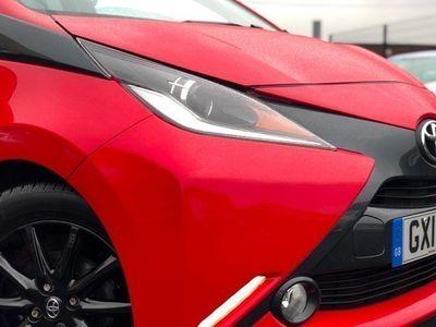 used Toyota Aygo Hatchback X-Style 1.0 VVT-i X-Shift auto 5d