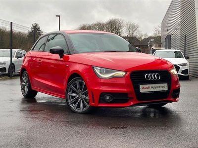 used Audi A1 2014 Swindon 1.6 TDI S Line 3dr