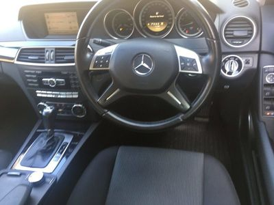 used Mercedes C180 C ClassBlueEFFICIENCY SE 4dr Auto
