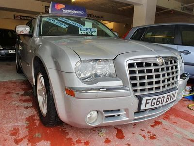 used Chrysler 300C 3.0 V6 CRD SE 4dr Auto