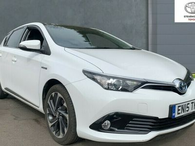 used Toyota Auris Hybrid 1.8 VVT-i HSD Design 5-Dr ( SAT NAV)