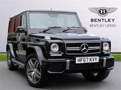 used Mercedes G63 AMG G-Class[571] 5dr Tip Auto