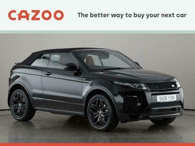 used Land Rover Range Rover evoque 2L HSE Dynamic TD4
