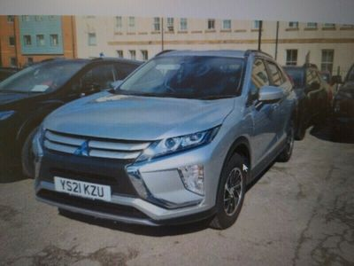 used Mitsubishi Eclipse Cross 1.5 Verve 5dr Get £500 more for your part-ex