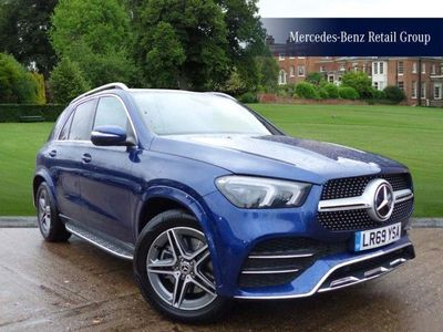 used Mercedes 300 GLEd 4MATIC AMG Line 5 seats 2.0 5dr