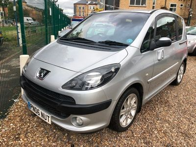 used Peugeot 1007 1.4 HDi Sport 3dr