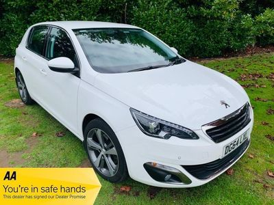used Peugeot 308 BLUE HDI ALLURE