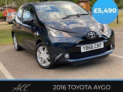 used Toyota Aygo 1.0 VVT-i x-pression Hatchback 3dr Petrol (Safety Sense) (68 ps)