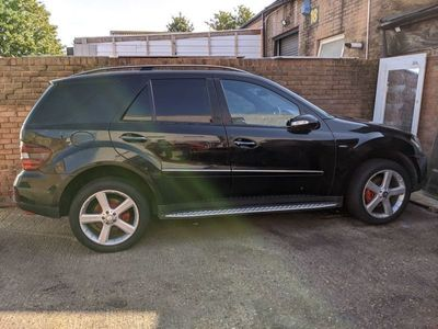 used Mercedes ML280 M Class 3.0CDI Edition 10 7G-Tronic 5dr