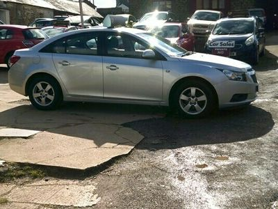 used Chevrolet Cruze 1.6 LS 4dr