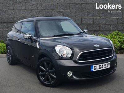 used Mini Cooper Coupé 1.6 Cooper D All4 3Dr