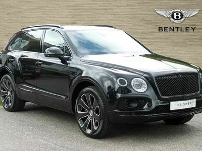 used Bentley Bentayga V8 DESIGN SERIES 4.0 5dr