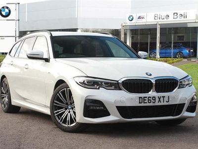 used BMW 320 3 Series d M Sport Touring 2.0 5dr