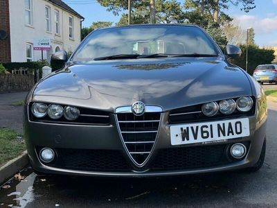 used Alfa Romeo 159 2.0 JTDM 16v Lusso 4dr