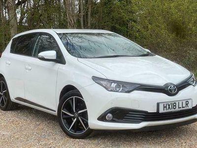used Toyota Auris Hatchback 1.2T Design TSS 5dr (Navigation)