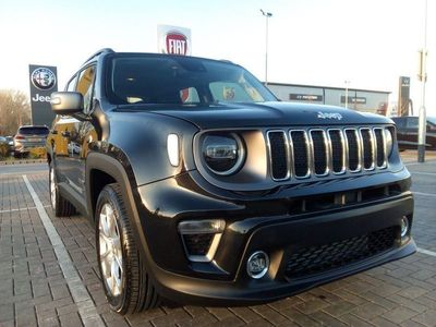 used Jeep Renegade Limited 1.6 MJT II 120hp Ddct 5dr