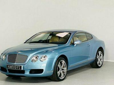used Bentley Continental 6.0 GT 2d 550 BHP