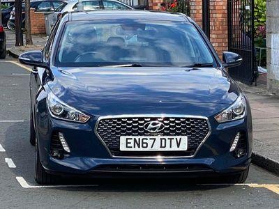 used Hyundai i30 1.4 T-GDi Blue Drive SE Nav DCT (s/s) 5dr