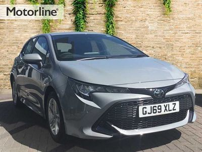 used Toyota Corolla 1.2T Vvt-I Icon Tech 5Dr