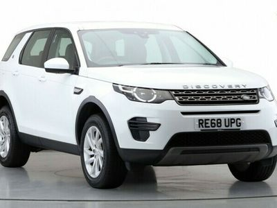 used Land Rover Discovery Sport 2.0 Si4 240 SE 5dr Auto [5 Seat]