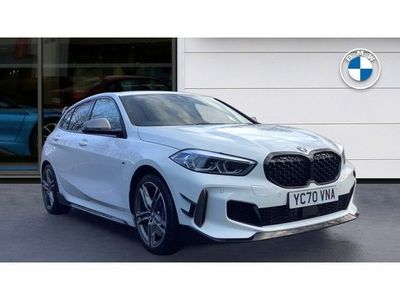 used BMW M135 1 Series i xDrive 5dr Step Auto Petrol Hatchback