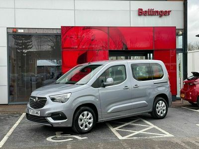 used Vauxhall Combo Life ENERGY S/S 1.2 5dr