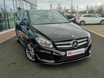 used Mercedes B220 B Class 2.1AMG Line 7G-DCT 4MATIC (s/s) 5dr
