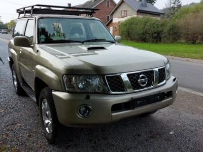 used Nissan Patrol Station Wagon 3.0 Di S 5d (04)