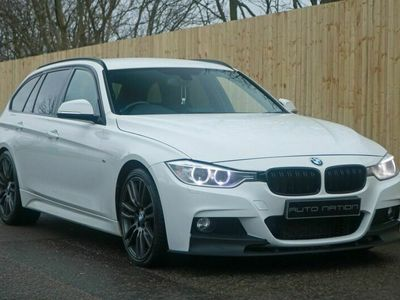 used BMW 318 3 Series 2.0 d BluePerformance M Sport Touring (s/s) 5dr